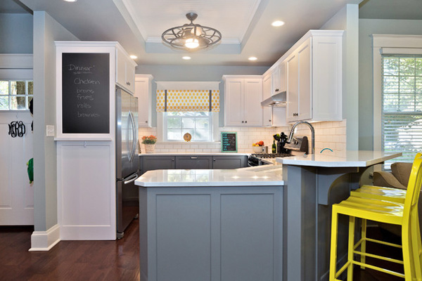 Kitchens The Heart Of The Home Choosing The Best Paint