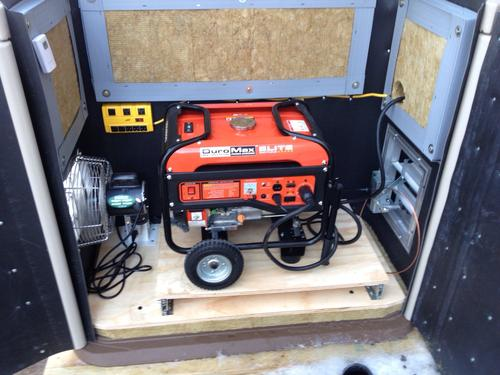 How To Provide Cover For Your Portable Generator Severe