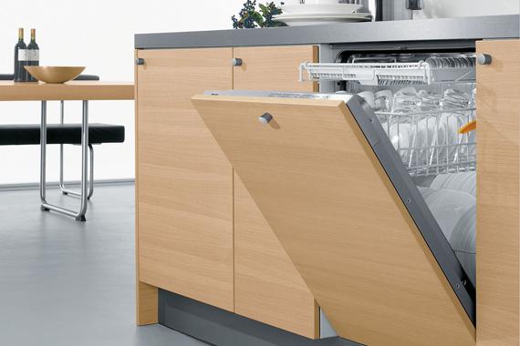 Standard Dishwasher Opening