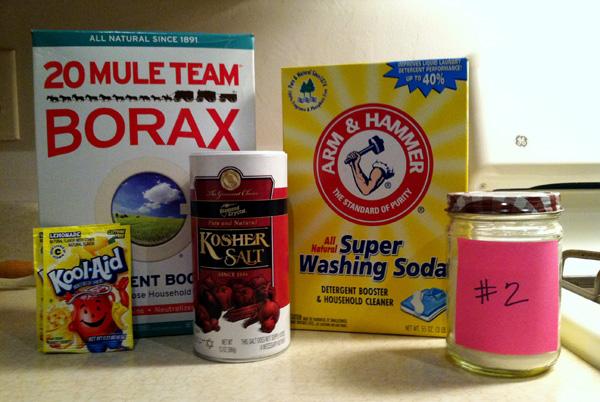 Recipe 2 ingredients