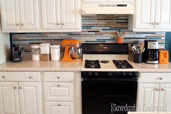 we - Easy Backsplash Ideas For Kitchen