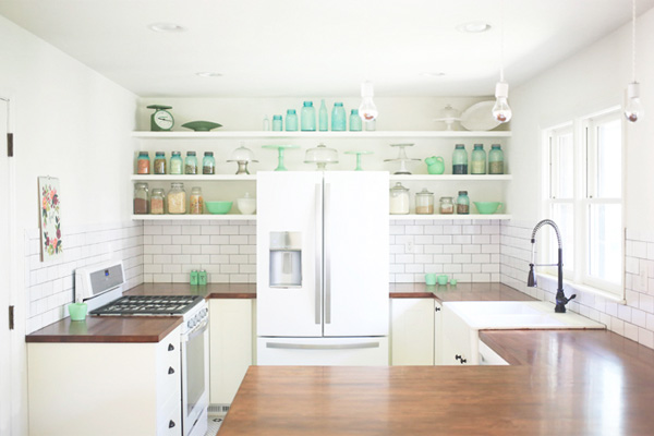 DIY kitchen remodel trends