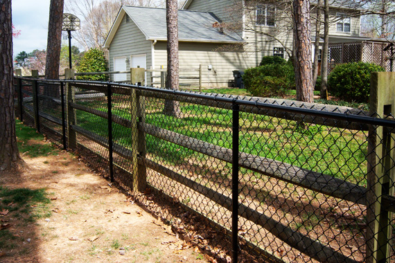 Backyard Dog Fence Ideas : Home Fencing Options  Home Fencing Buyers Guide  HouseLogic