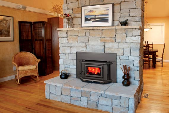 Fireplace Insert Benefits Savings HouseLogic