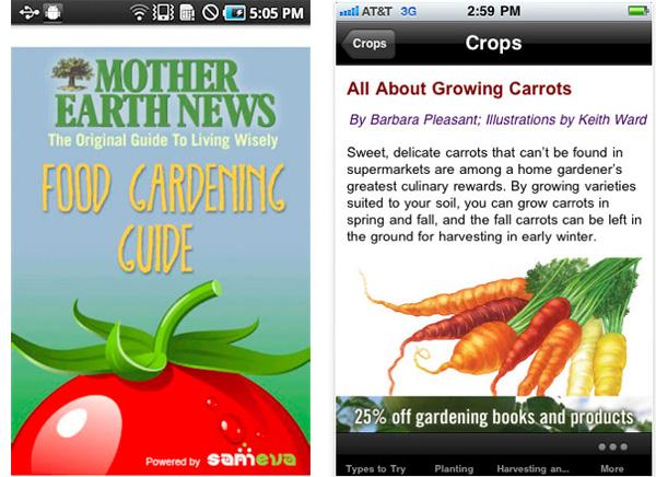 Food Gardening Guide