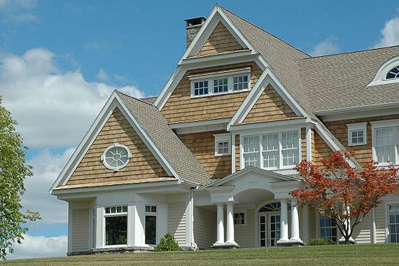 Green siding options green siding buyers guide houselogic for Siding choices