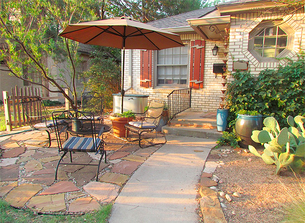 Hardscape Ideas For Front Yards Houselogic Landscaping Tips