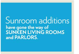 Sunroom callout