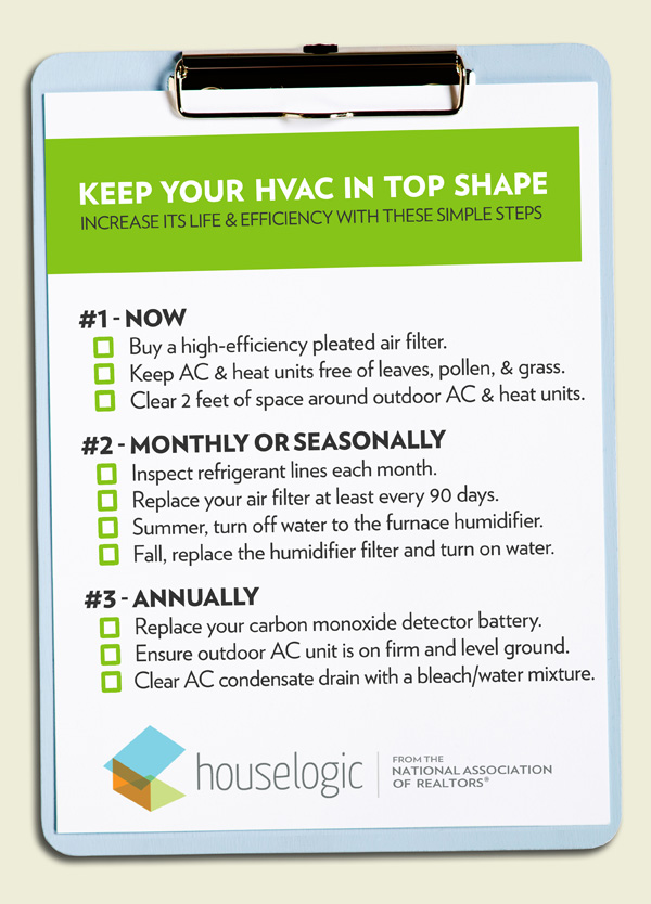 Pin Hvac Maintenance Checklist Template on Pinterest