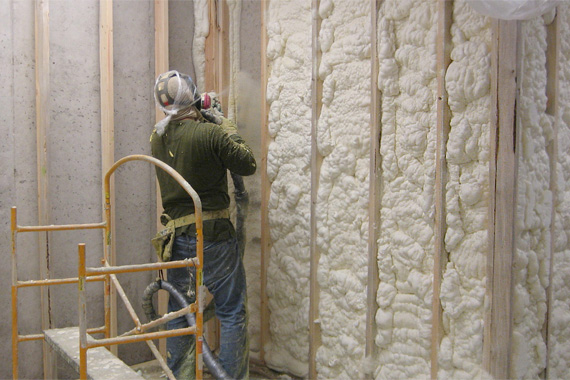 Best Type Of Wall Insulation : A guide to insulation types houselogic energy saving tips