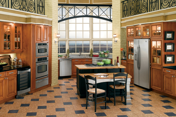 Best flooring options for kitchen