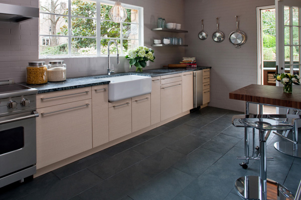 Kitchen floors best kitchen flooring materials houselogic for Recommended kitchen flooring