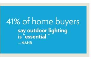 outdoor lighting essential