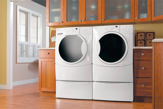 Laundry Room Storage Tips | Laundry Room Organization | HouseLogic