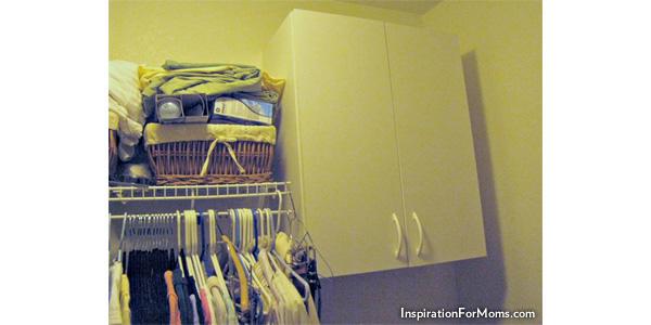 Drying rack before