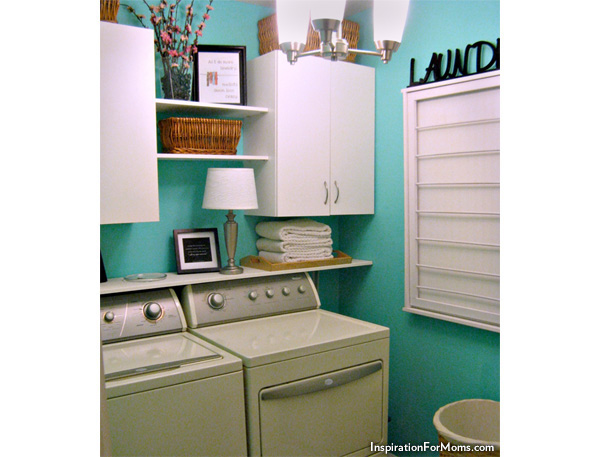 Drying rack room