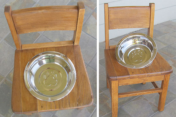 repurpose furniture dog. Dog Feeder Repurpose Furniture