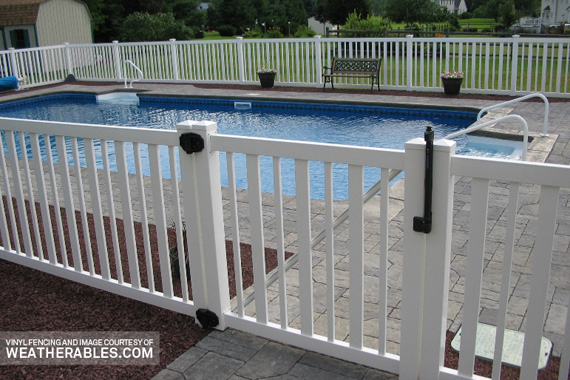 removable pool fence tucson az no drilling phoenix safety top latch