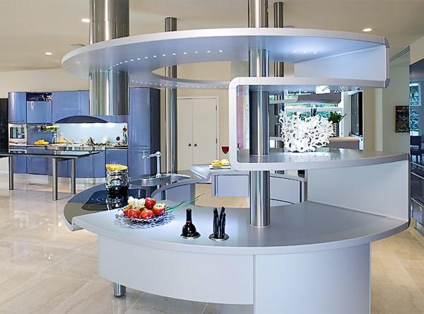 Ferrari kitchen