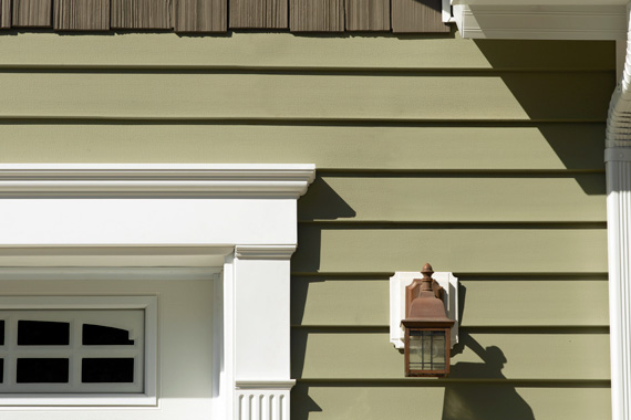 Green siding options green siding buyers guide houselogic for Wood house siding options