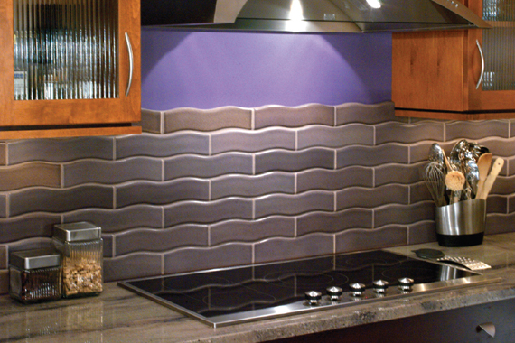 Kitchen backsplash ideas backsplash ideas remodeling tips - Custom kitchen backsplash tiles ...