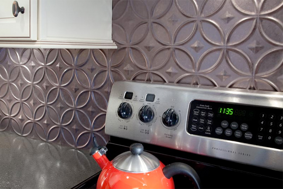 Laminated Thermoplastic | Kitchen Backsplash Ideas