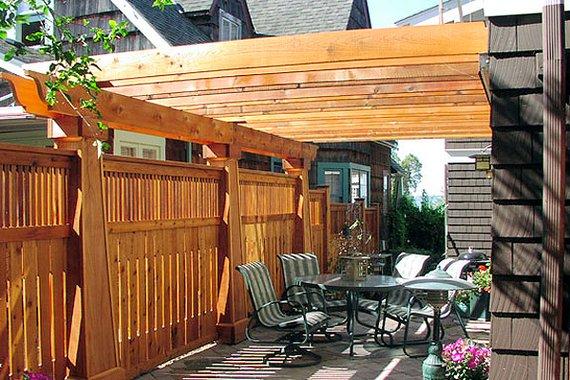 Backyard Privacy Ideas Outdoor Privacy Ideas Houselogic