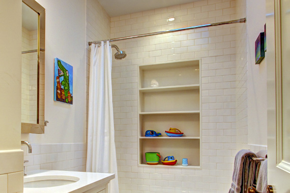 Shower Storage | Bathroom Showers