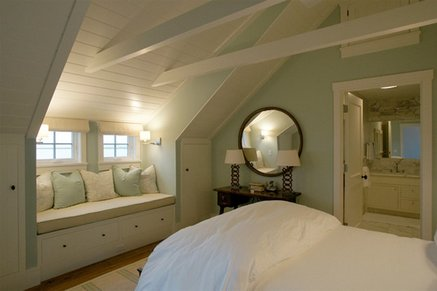 Attic Bedroom | Value of Home Improvements