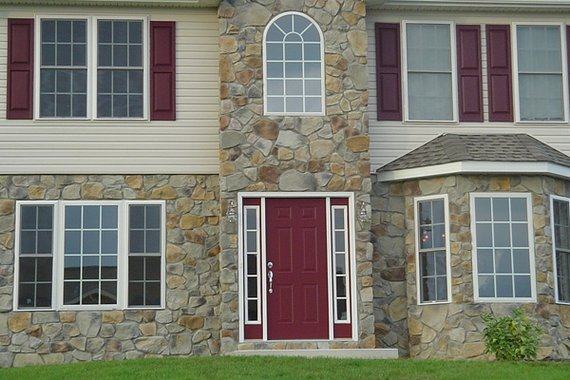 Stone Veneer Value of Home Improvements