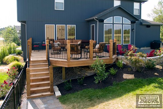 Value of home improvements remodeling your home for Best place for decking