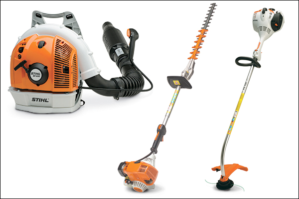 Products involved in the STIHL Yard Power Tools recall