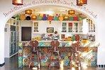Diane Keaton's kitchen in Architectural Digest