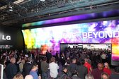 The floor of the 2013 Consumer Electronics Show
