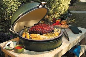 Outdoor Grill Buyers Guide Outdoor Charcoal Grill And Smoker