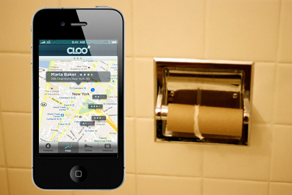 Cloo smartphone app