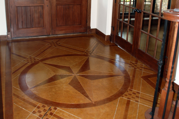 painted concrete floors concrete floor ideas concrete floor