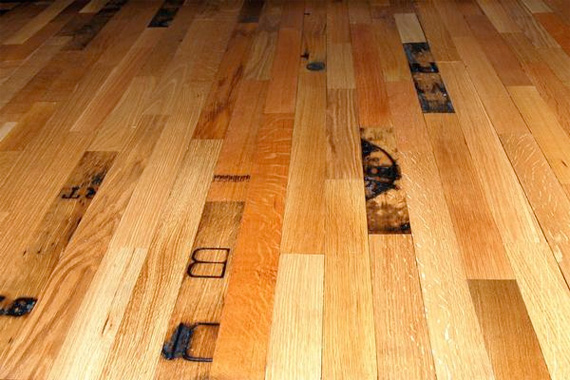 Live play twin cities creative flooring for Cheap creative flooring ideas