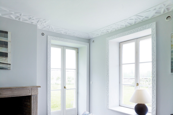 You Ve Never Seen Crown Molding Like This