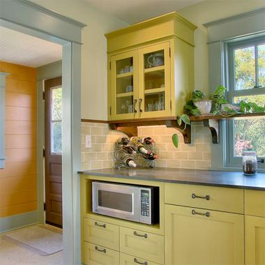 Crown Moulding on Kitchen Cabinets | Crown Molding