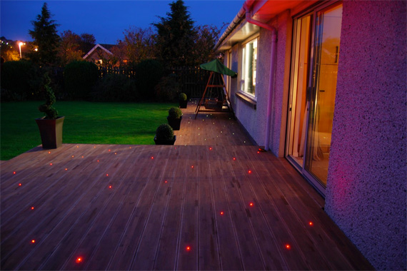 Deck and patio lighting ideas that add livability orson for Cool lighting ideas