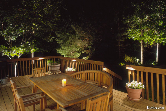 Patio deck lighting ideas Patio and deck lighting ideas