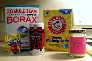 Homemade Dishwasher Detergent Test Winner | Dishwasher Soap