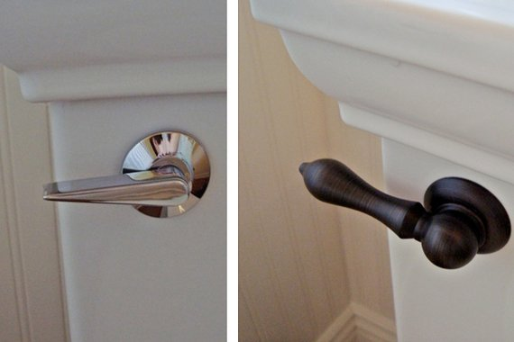 Replace Toilet Handle | Small Bathroom Makeovers