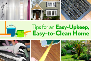 Easy upkeep home right rail module grid image