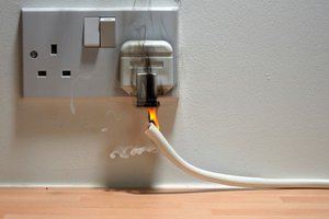 Hidden Electrical Fire Dangers Home Electrical Dangers