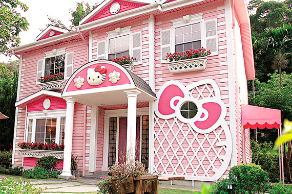 Wacky Exterior Paint Jobs That Will Shock You