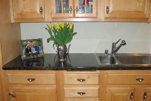faux,granite,countertops