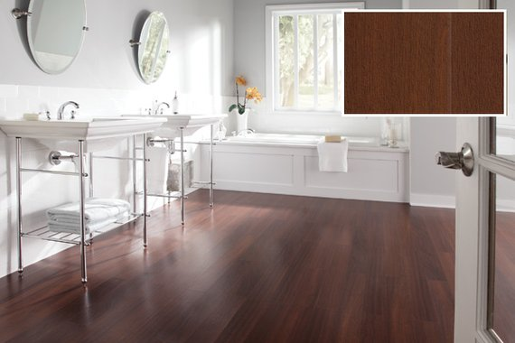 Faux wood fake wood flooring faux wood siding for Fake wood linoleum