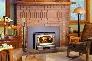 Fireplace Insert Installation Fireplace Wood Burning